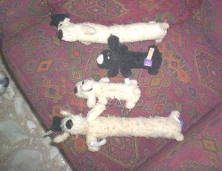 Benji's toys