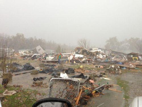 Brookport tornado