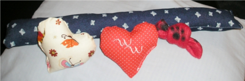 Andrea Valentine toys
