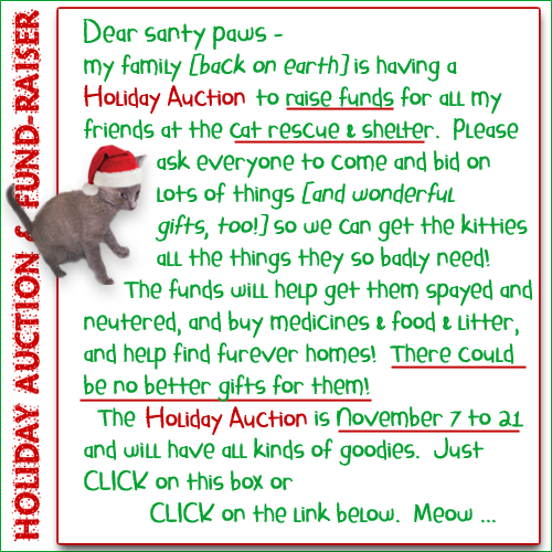 Auction christmas 2015 letter to santa