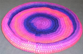 Andrea crochet bed rb