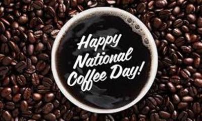 Coffee - nat'l coffee day