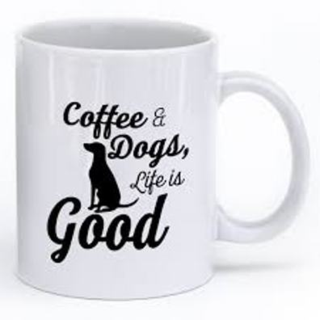 Coffee - and dogs